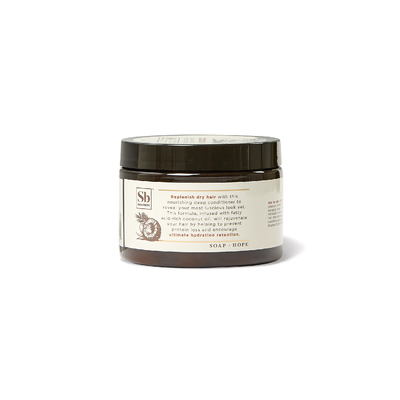 Coconut Oil Rejuvenating Deep Conditioner Jar