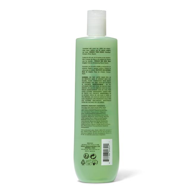 Full Green Tea & Alfalfa Bodifying Shampoo