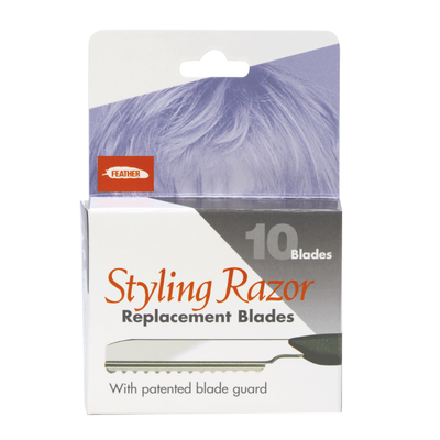 Feather Styling Razor Replacement Blades