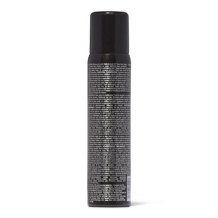 Gunmetal Temporay Hair Color Spray