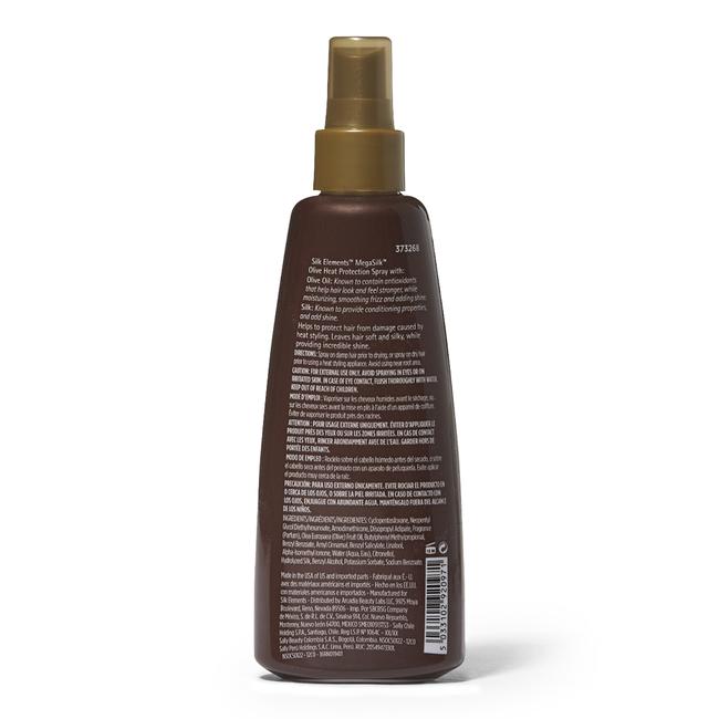 MegaSilk Olive Heat Protection Spray