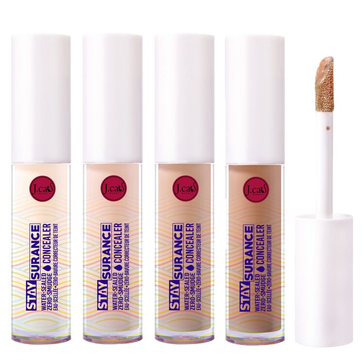 Staysurance Water-Sealed/ Zero-Smudge Concealer