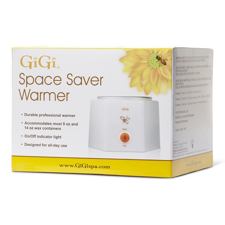 Space Saver Wax Warmer
