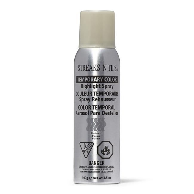 Platinum Temporary Color Highlight Spray