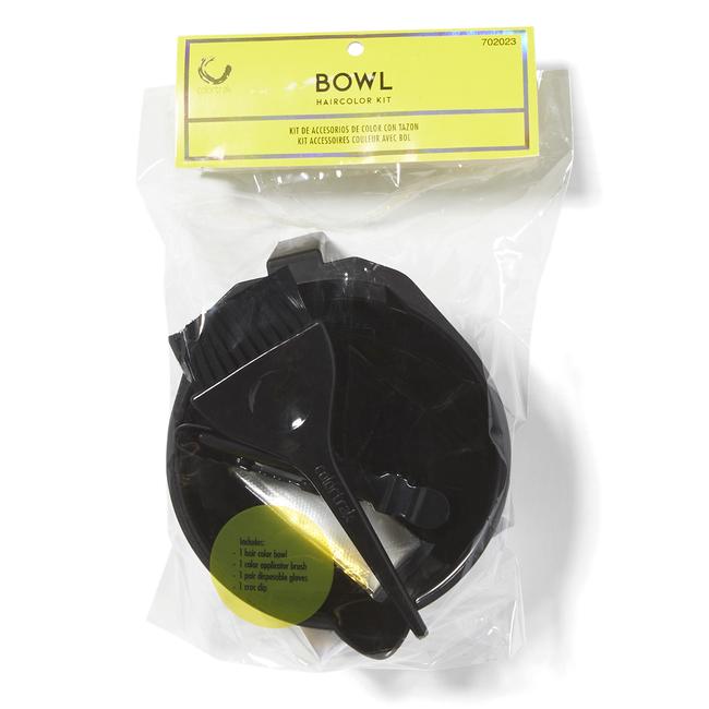 Colortrak Hair Color Tint Bowl Kit
