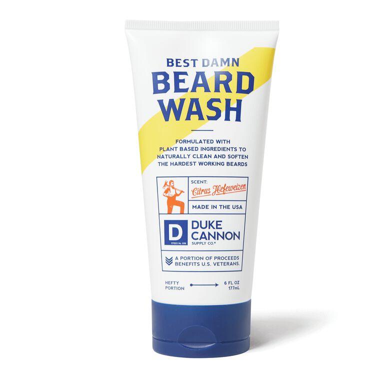 Best Damn Beard Wash