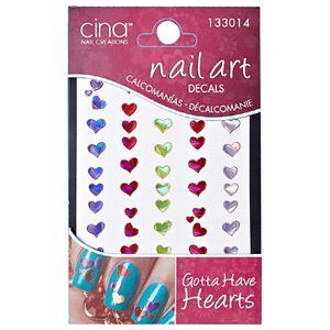 Art Jewelry Decals Gotta Have Hearts
