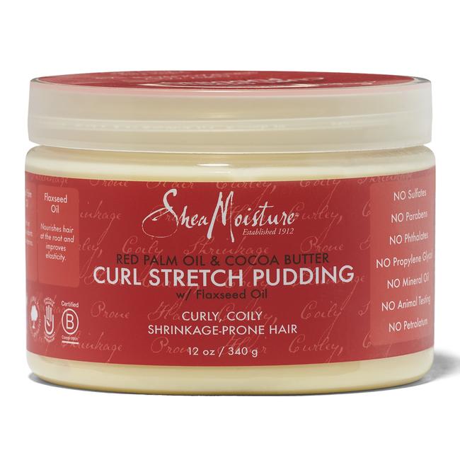 Curl Stretch Pudding