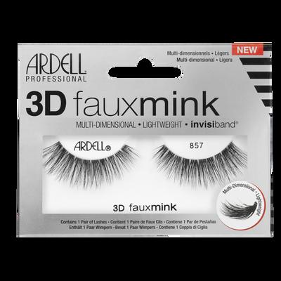 3D Faux Mink 857