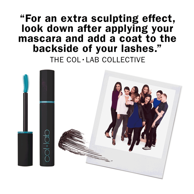 Love Your Curves Extreme Curl & Sculpt Mascara Black Brown