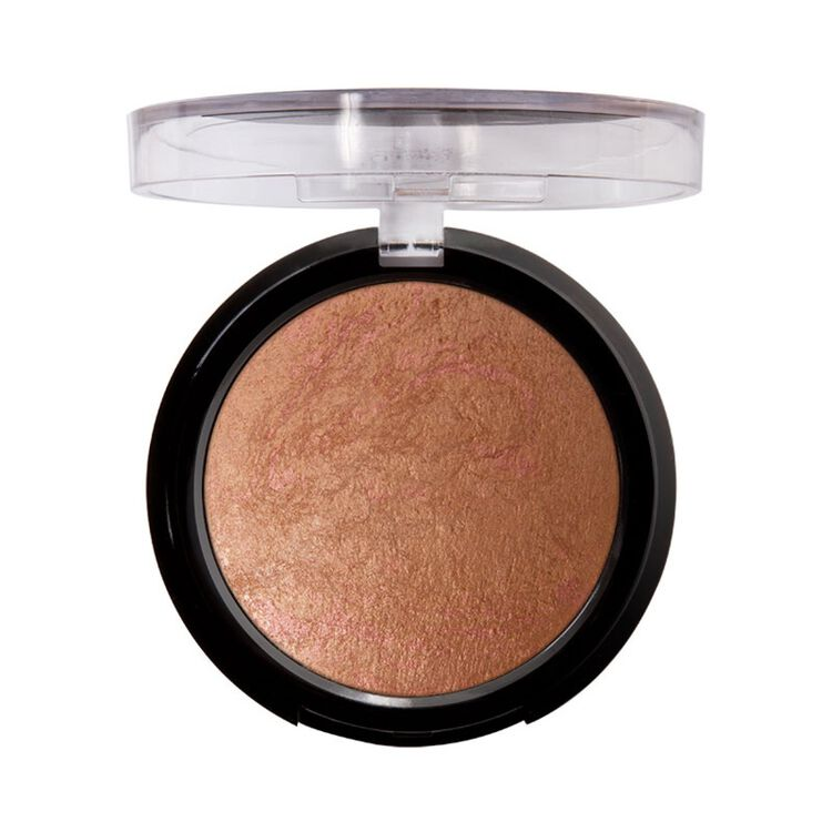 Golden Soleil Baked Bronzer Cancun Golden Tan
