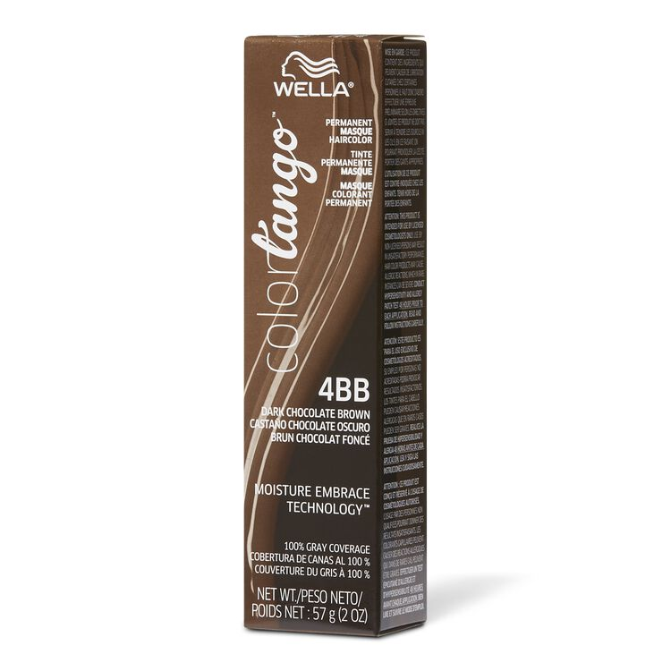 4BB Dark Chocolate Brown Permanent Masque Hair Color