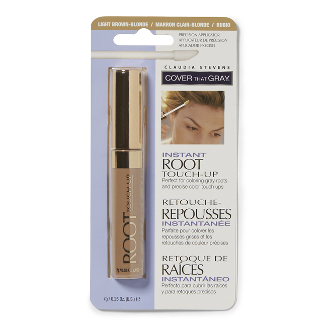 Light Brown Blonde Instant Root Touch Up