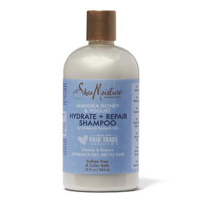 Manuka Honey & Yogurt Hydrate & Repair Shampoo