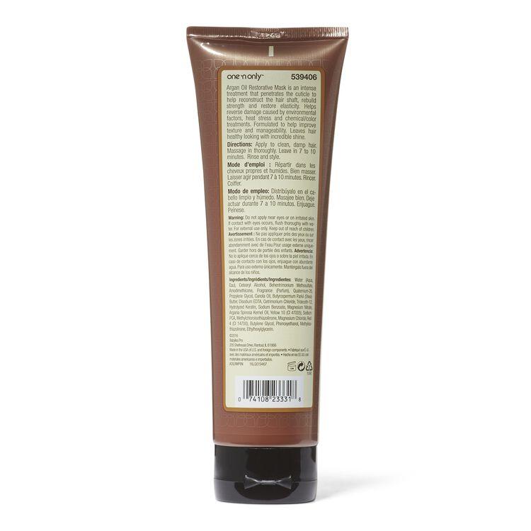 Argan Oil Restorative Mask 8.5 oz