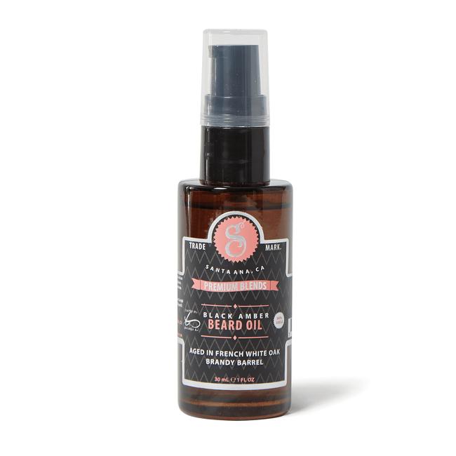 Premium Blends Black Amber Beard Oil