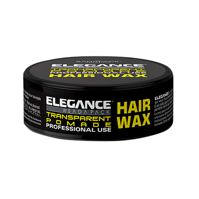 Transparent Pomade Hair Wax