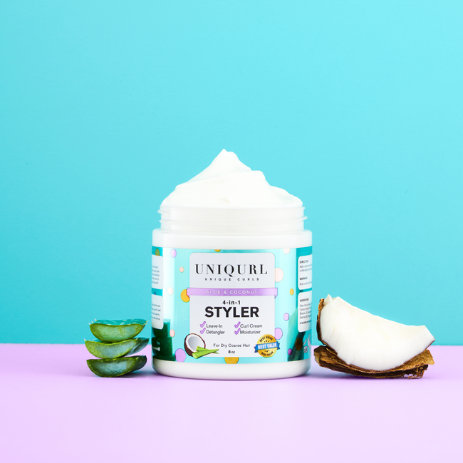 Aloe & Coconut 4-in-1 Styler