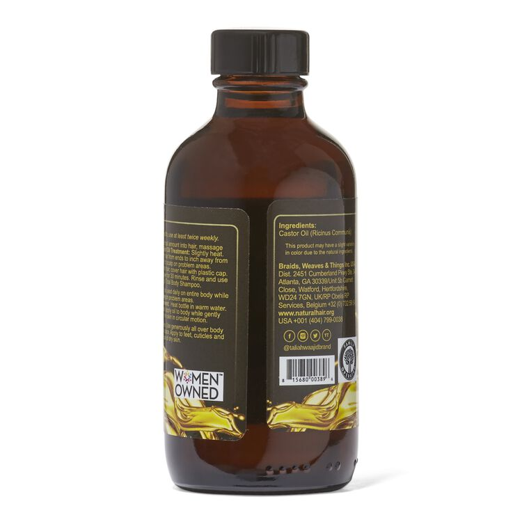 Original Jamaican Black Castor Oil