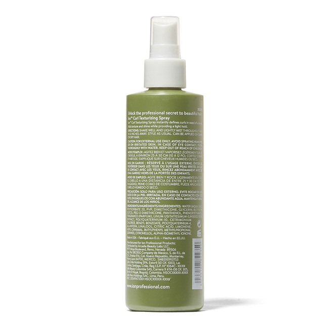 Curl Texturizing Spray