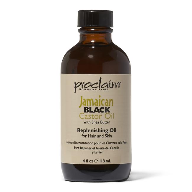 Hair & Skin Replenishing Oil