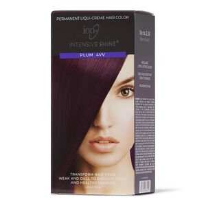 Intensive Shine Hair Color Kit Plum 4VV