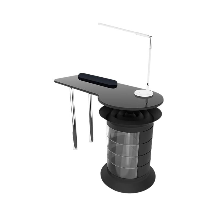 360 Manicure Table Black