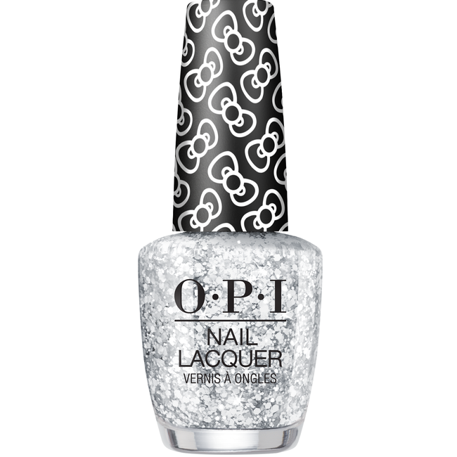 Glitter to My Heart Nail Lacquer