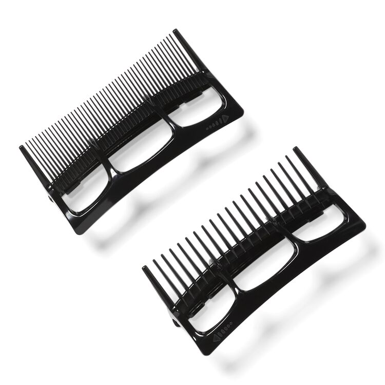 Styler Dryer Two Piece Comb Set