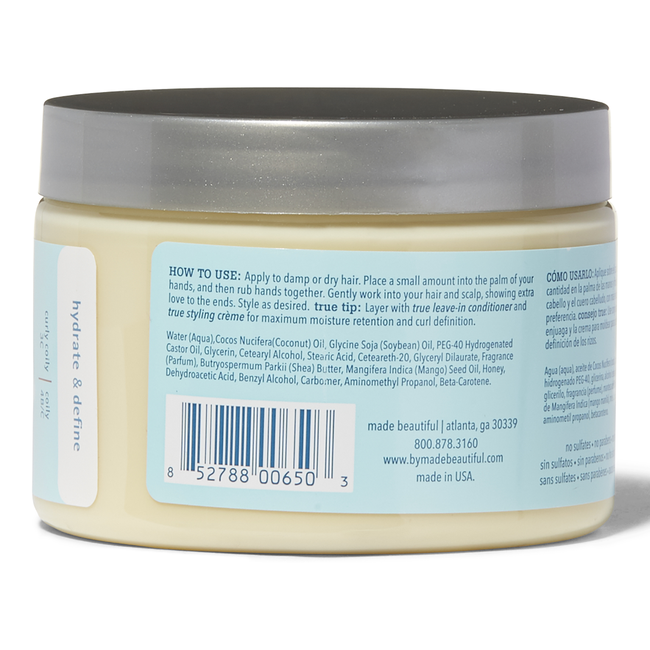 Hydrating Hair Butter