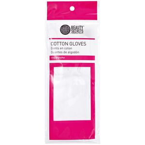 Cotton Beauty Gloves