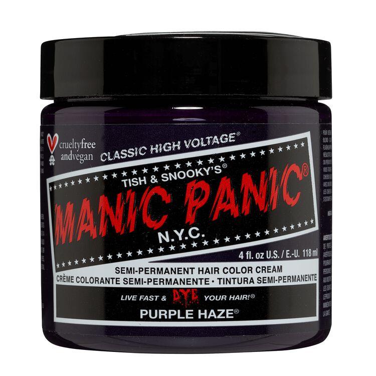 Purple Haze Semi Permanent Cream Hair Color