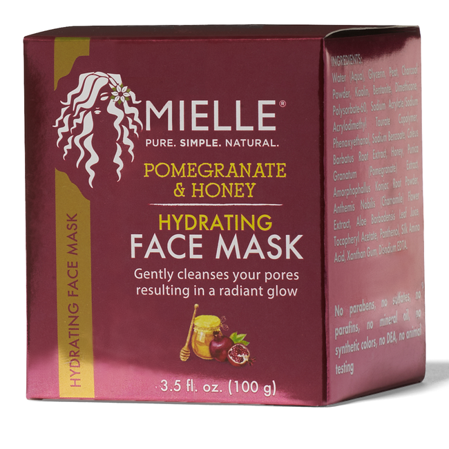 Pomegranate & Honey Hydrating Face Mask