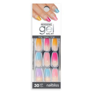 Color Run Gel Nail Kit