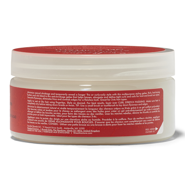 Red Palm Oil & Cocoa Styling Gelee