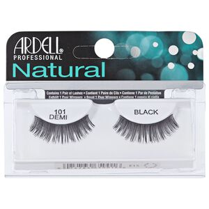 Natural Demi #101 Lashes