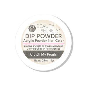 Clutch my Pearls Dip Powder