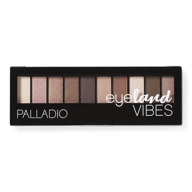 Eyeland Vibes Eyeshadow Palette Horizon