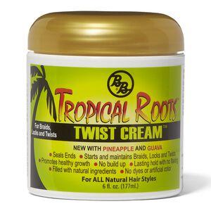 Tropical Roots Twist Cream