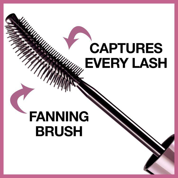 Lash Sensational Full Fan Effect Waterproof Mascara Very Black