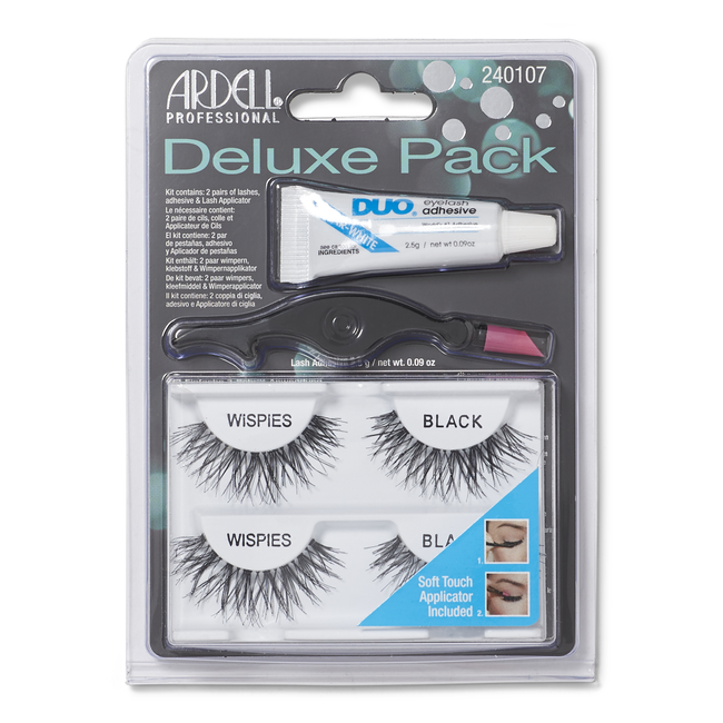 Deluxe Pack Wispies Lashes