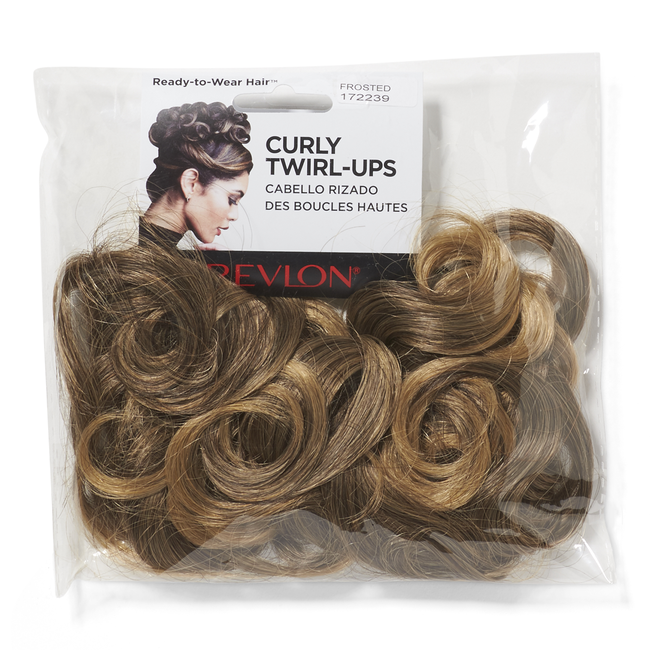 Curly Twirl Up Frosted