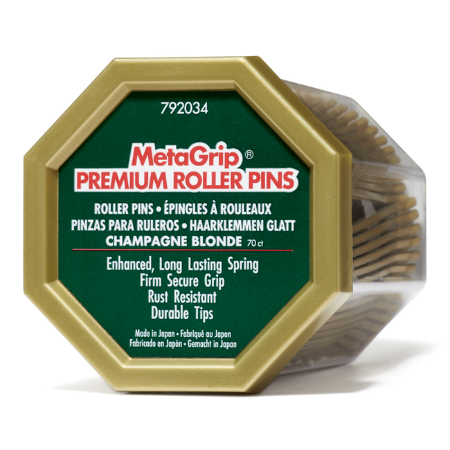 Gold Premium Roller Pins