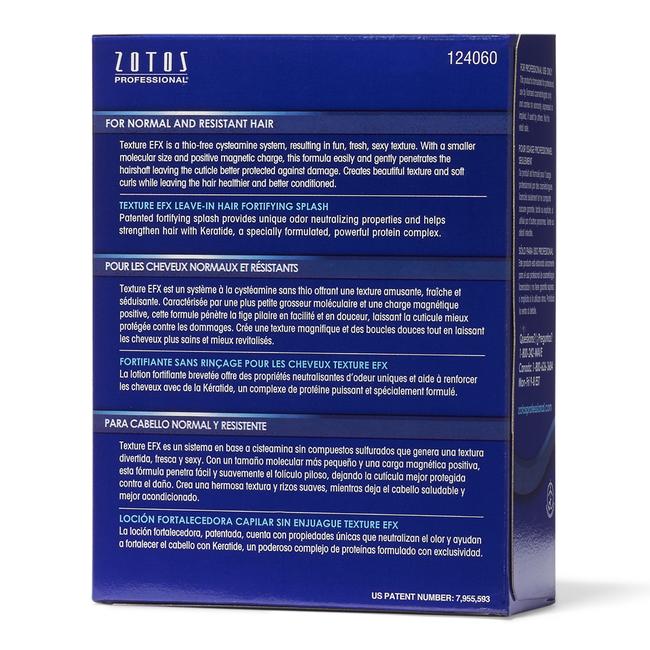 Texture EFX Normal & Resistant Perm