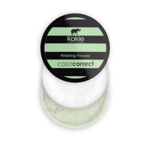 Green Color Corrector Setting Powder