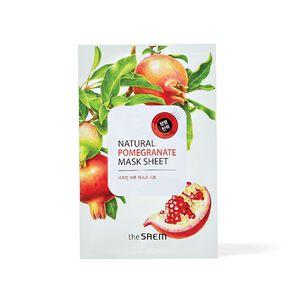 Natural Pomegranate Sheet Mask