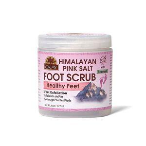 Himalayan Pink Salt Foot Scrub