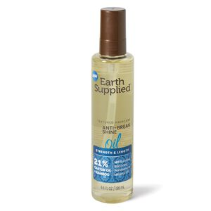 Strength & Length Anti-Break Shine Oil