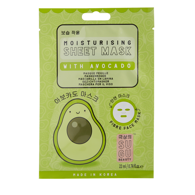 Avocado Sheet Mask