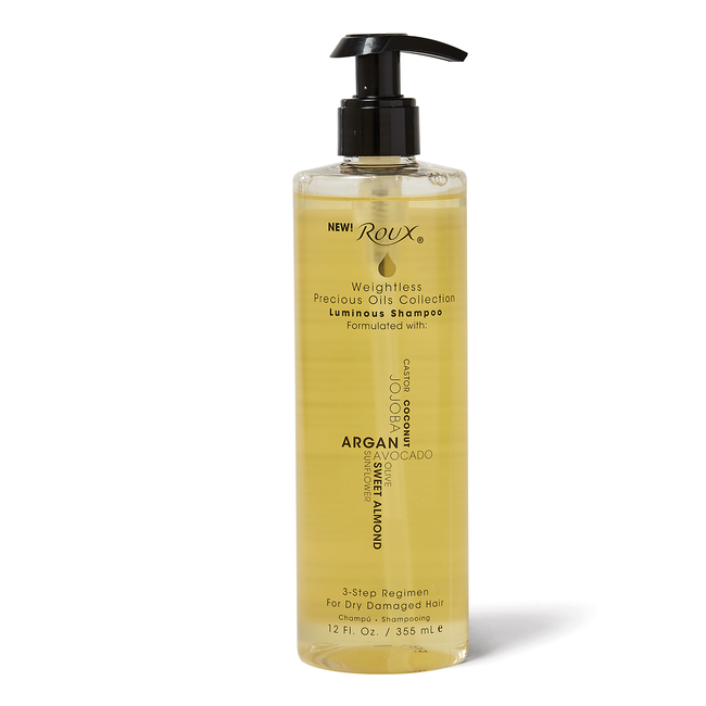Weightless Precious Oils Luminous Shampoo